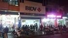 Đã xác định 1 đối tượng vụ cướp ngân hàng BIDV ở Huế