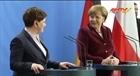 Đức - Ba Lan hướng tới giải quyết khủng hoảng người tị nạn