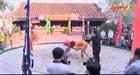 Sới vật làng Thủ Lễ tưng bừng vào hội