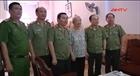 Thứ trưởng Bùi Quang Bền chúc Tết các đồng chí nguyên lãnh đạo Bộ