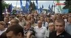 Ukraine: biểu tình lớn phản đối việc tăng giá khí đốt