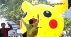 Làn sóng người chơi Pokemon Go tại châu Á