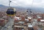 Cáp treo đô thị: Giải pháp giảm ô nhiễm và ùn tắc giao thông tại Bolivia
