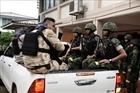 Thái Lan: Nổ tàu diễn tập, 8 binh sỹ thương vong