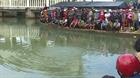 Phú Yên: Tìm kiếm nạn nhân bị đuối nước khi tắm hồ