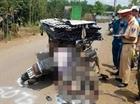 Đề nghị truy tố người chở tôn gây tai nạn chết người