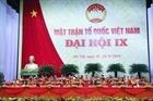999 đại biểu chính thức tham dự Đại hội MTTQ Việt Nam lần thứ IX