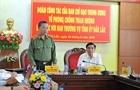 Đoàn công tác BCĐ Trung ương về phòng, chống tham nhũng làm việc tại Đắk Lắk