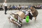 Thế hệ người già bị lãng quên tại Hàn Quốc
