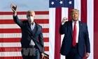 Hai ứng cử viên tổng thống Mỹ vận động nước rút