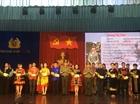 Thứ trưởng Lê Tấn Tới dự Ngày hội Đại đoàn kết tại Đại học ANND