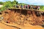Mưa lũ gây nhiều thiệt hại ở Đắk Lắk