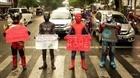 Các siêu anh hùng mùa dịch Covid-19 tại Indonesia
