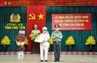 Công bố quyết định bổ nhiệm Giám đốc Công an tỉnh Phú Yên, Gia Lai