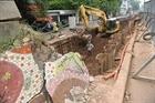 Hà Nội phá dỡ 600m đường gốm sứ để mở rộng đường