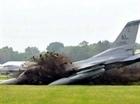 Máy bay F-16 của Mỹ gặp nạn, phi công thiệt mạng