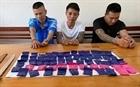Rượt bắt nhóm vận chuyển 12000 viên ma túy