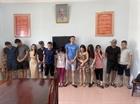 Công an TP. Hòa Bình bắt nhóm người dùng ma túy tại quán Karaoke