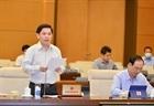 UBTVQH cho ý kiến dự thảo Luật Giao thông đường bộ sửa đổi