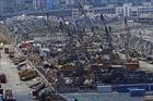 Quân đội Liban phát hiện 4,35 tấn vật liệu nổ gần cảng Beirut