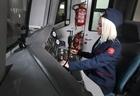 Ngày làm việc của nữ lái tàu điện ngầm ở Nga