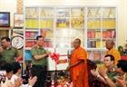 Thứ trưởng Lê Tấn Tới chúc Tết cổ truyền đồng bào dân tộc Khmer