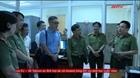 Kiểm tra hệ thống bộ đàm công nghệ số tại Công an Hưng Yên