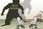 Báo động vấn nạn bạo lực học đường