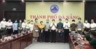 Đà Nẵng tiễn các y, bác sĩ chi viện tỉnh Bắc Giang
