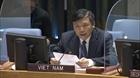 Việt Nam kêu gọi duy trì hỗ trợ nhân đạo cho người dân Syria