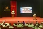 Học viện Chính trị CAND tổng kết 5 năm triển khai chương trình khoa học và công nghệ