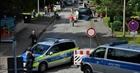 Cảnh sát Đức bắt nghi phạm tấn công bằng dao