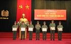 Cục An ninh chính trị nội bộ sơ kết công tác 6 tháng đầu năm 2021
