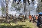 Rơi máy bay quân sự ở Philippines: Số nạn nhân thiệt mạng tăng lên 45 người