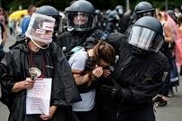 Cảnh sát Đức bắt giữ hàng trăm người biểu tình quá khích