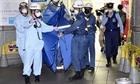 Tấn công bằng dao trên tàu điện ở Tokyo
