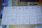 Thái Nguyên: 7 đối tượng làm giả giấy xét nghiệm PCR để qua chốt