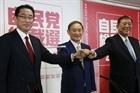 Đảng LDP Nhật Bản khởi động chiến dịch tranh cử