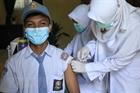 Indonesia đã đạt mục tiêu tiêm chủng COVID-19 của WHO