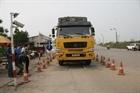 TP Hồ Chí Minh đặt các trạm kiểm tra tải trọng xe tự động
