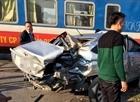 Liên tiếp xảy ra tai nạn giao thông đường sắt