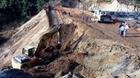 Khẩn trương xử lý sự cố vỡ đập bùn thải khai thác thiếc
