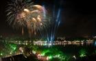 Chỗ đẹp xem pháo hoa Giao thừa ở Hà Nội đắt giá