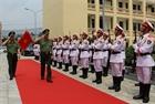 Bộ trưởng Tô Lâm làm việc với Công an tỉnh Điện Biên