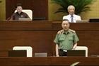 Đại biểu Quốc hội đánh giá cao phiên chất vấn Bộ trưởng Bộ Công an