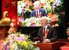 Tổng bí thư, Chủ tịch nước dự lễ kỷ niệm 70 năm Học viện Chính trị quốc gia Hồ Chí Minh