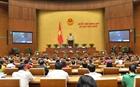 Quốc hội tiến hành đợt họp tập trung Kỳ họp 10, Khóa 14