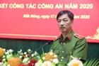 Công an tỉnh Đắk Nông tổng kết công tác năm 2020