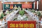 Thứ trưởng Bùi Văn Nam làm việc với Công an tỉnh Điện Biên