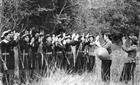 Nữ Công an chi viện chiến trường miền Nam